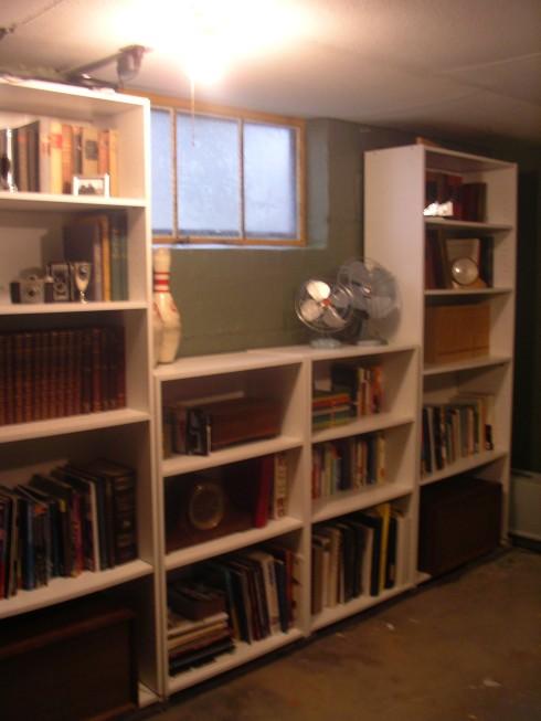Basement Study Room: The Basement Study