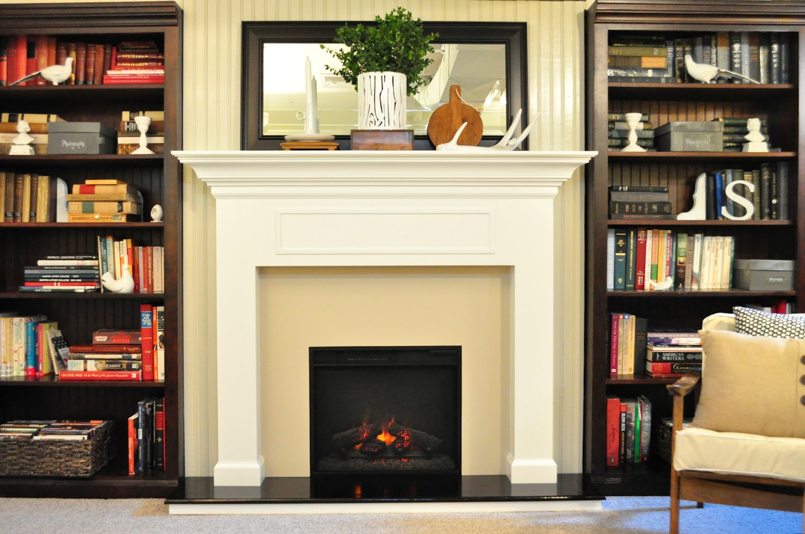Updated Blogroll False Fireplaces Ittybittybungalow