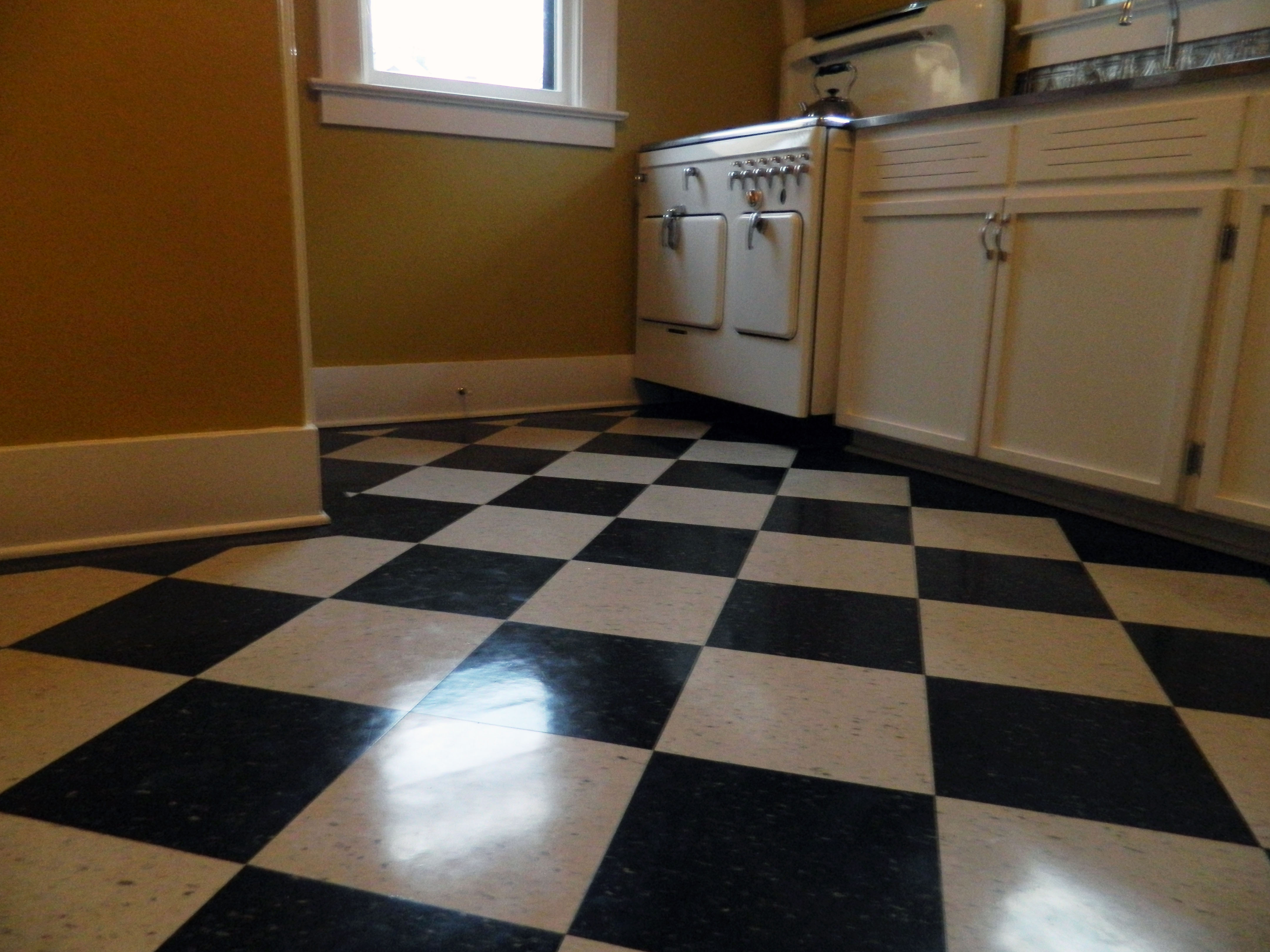 Best Wax For A Dull Tile Kitchen Floor